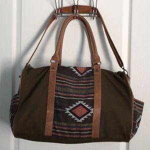 Mossimo duffel bag